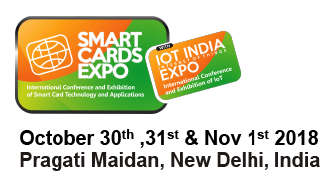 印度国际智能卡博览会  Smart Card Expo 2018
