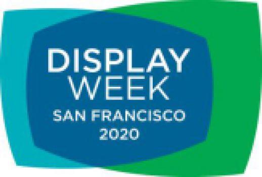 2020年美国平面显示器技术论坛暨应用产品展览会Display Week 2020